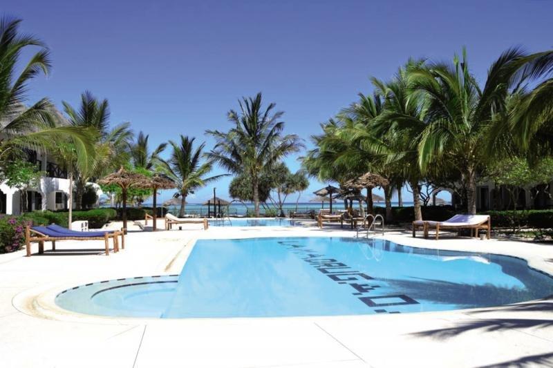 La Madrugada Beach Resort in Makunduchi, Tansania - Insel Zanzibar P