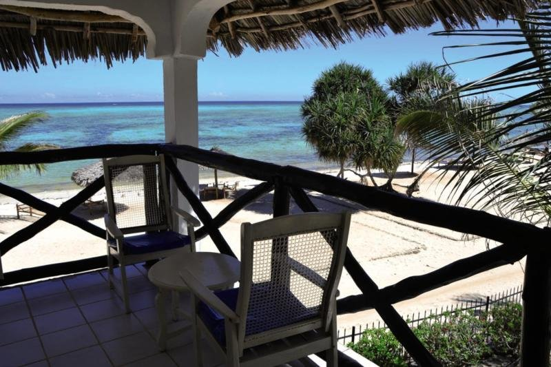 La Madrugada Beach Resort in Makunduchi, Tansania - Insel Zanzibar TE