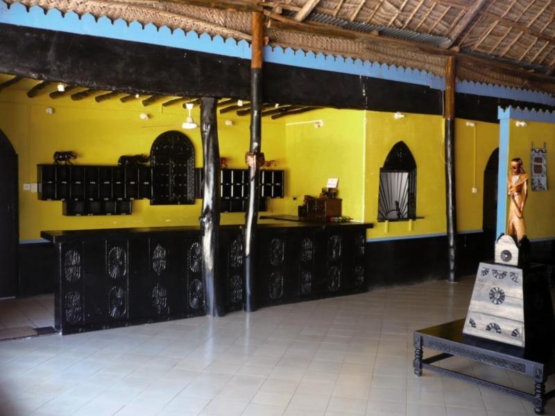 La Madrugada Beach Resort in Makunduchi, Tansania - Insel Zanzibar L