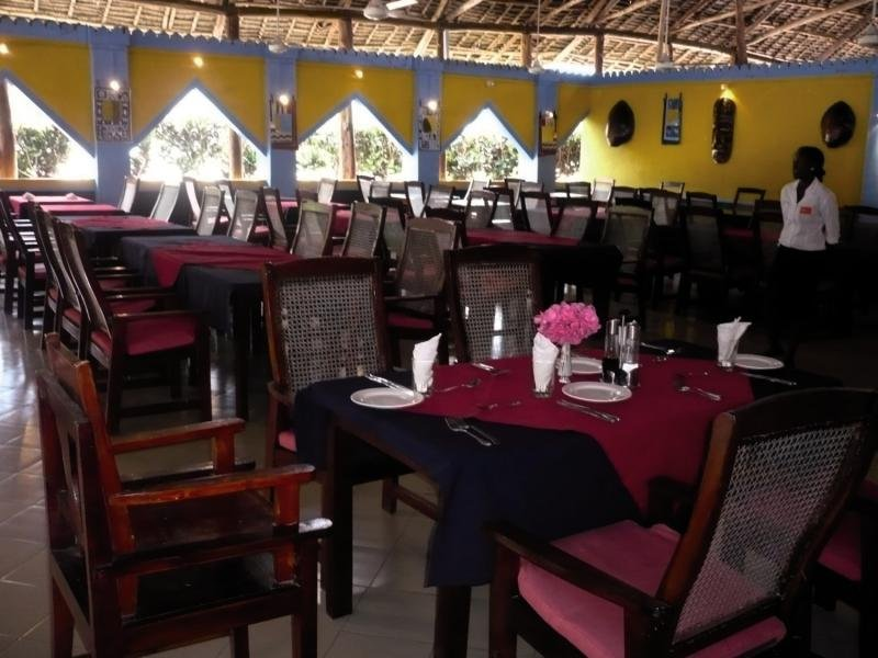 La Madrugada Beach Resort in Makunduchi, Tansania - Insel Zanzibar