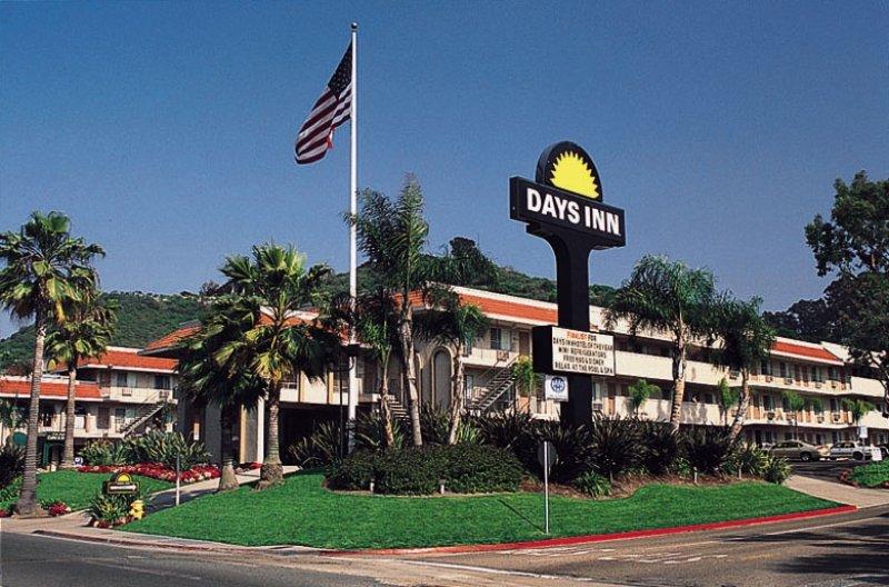 Days Inn & Suites SeaWorld/Airport in San Diego, Kalifornien
