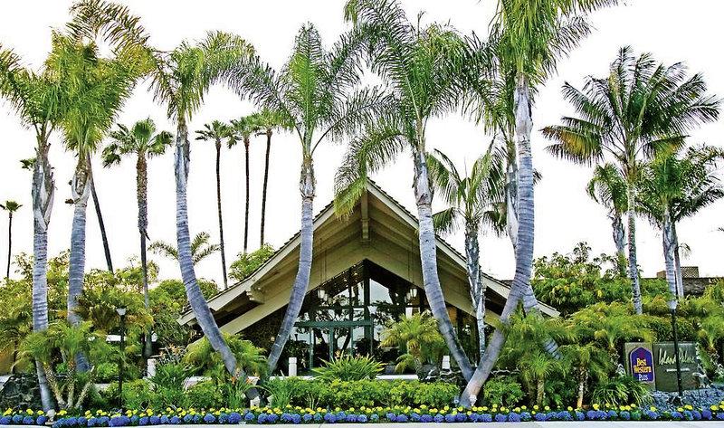 Best Western Plus Island Palms Hotel & Marina in San Diego, Kalifornien TI