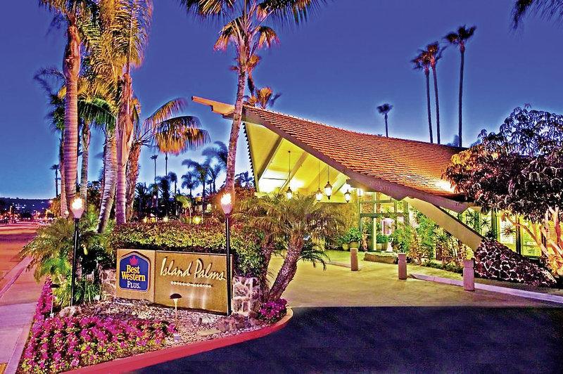 Best Western Plus Island Palms Hotel & Marina in San Diego, Kalifornien F
