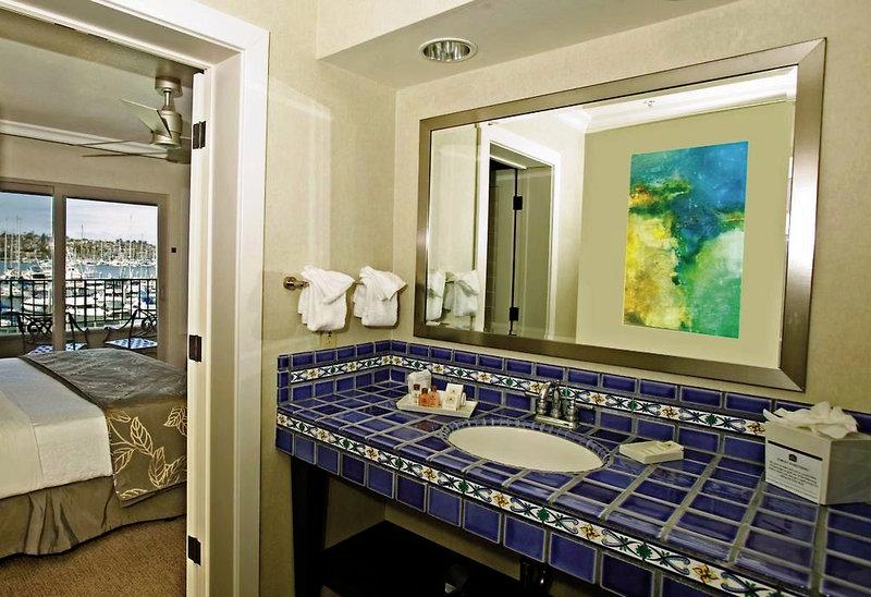 Best Western Plus Island Palms Hotel & Marina in San Diego, Kalifornien BD