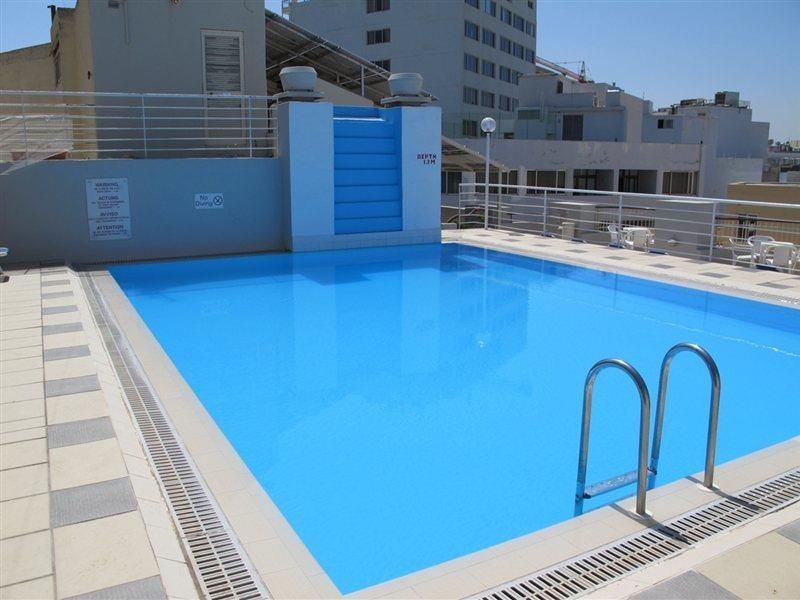 Hotel Park in Sliema, Malta P