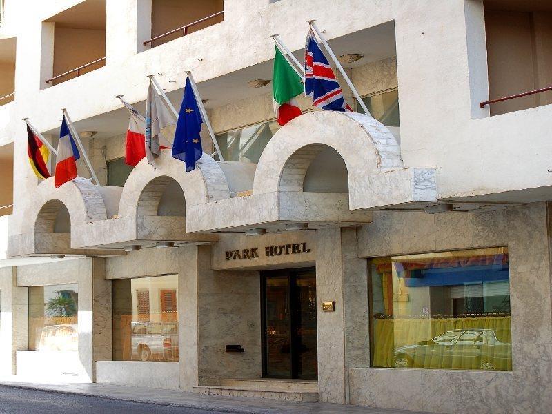 Hotel Park in Sliema, Malta