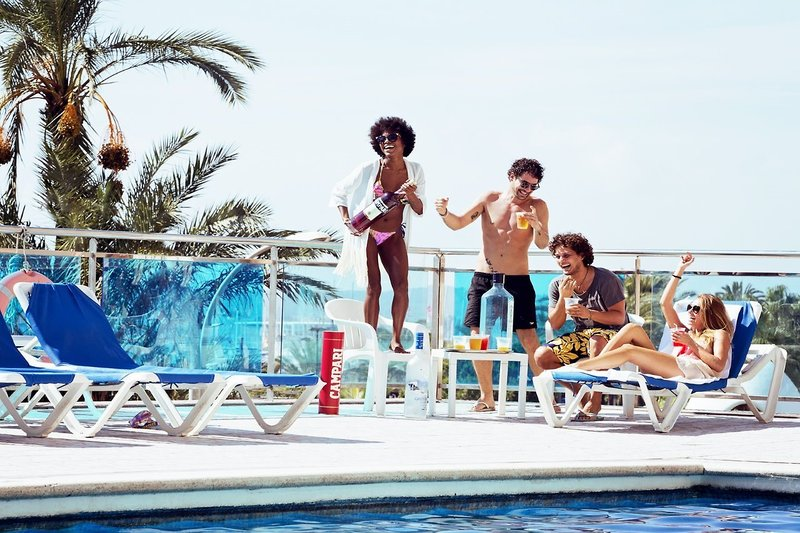 Hotel Piscis in Sant Antoni de Portmany, Ibiza PE