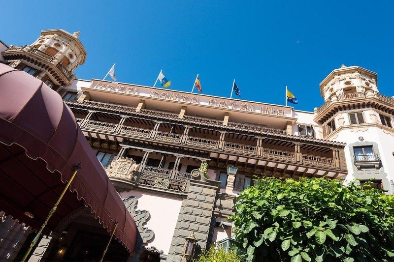 Santa Catalina in Las Palmas, Gran Canaria A
