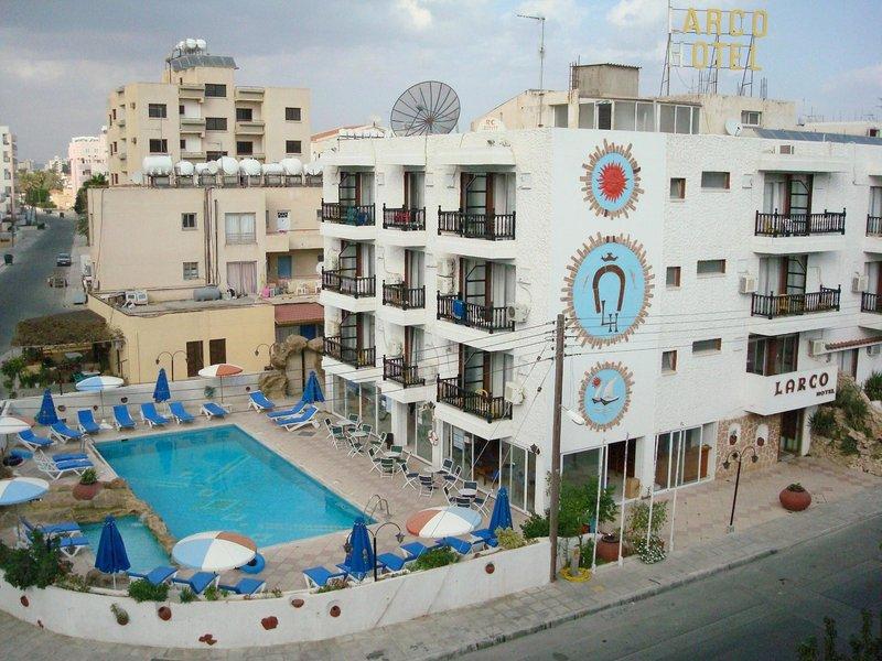 Larco Hotel in Larnaca, Zypern Süd (griechischer Teil) A