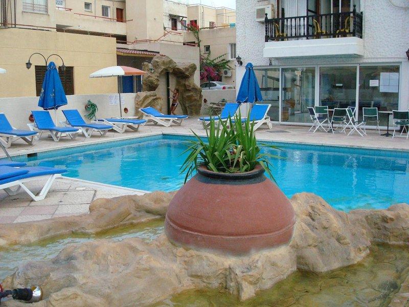 Larco Hotel in Larnaca, Zypern Süd (griechischer Teil) P