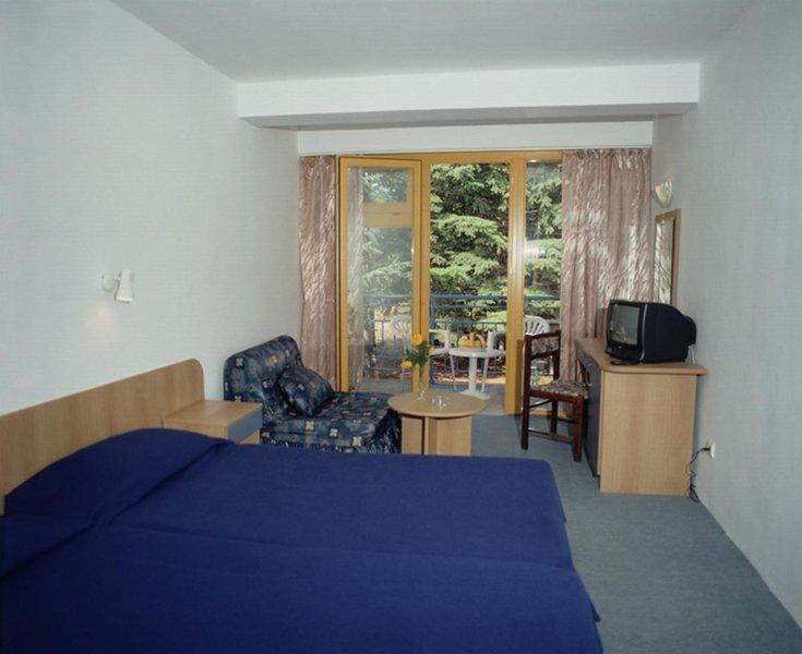 Parkhotel Continental in Sonnenstrand, Riviera Süd (Sonnenstrand) W
