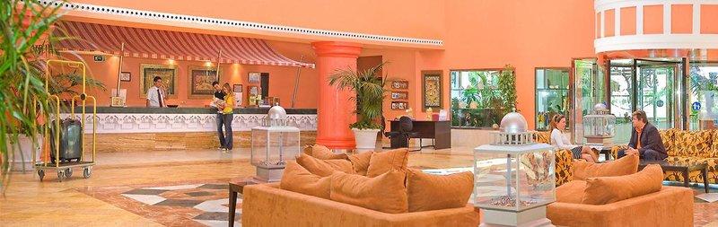 Zimbali Playa Spa Hotel in Vera, Costa de Almería L