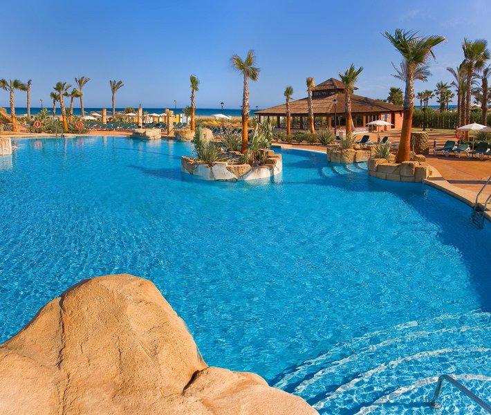 Zimbali Playa Spa Hotel in Vera, Costa de Almería P
