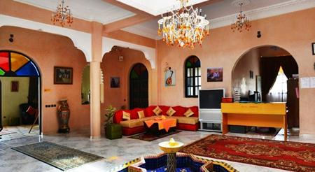 Riad Qodwa in Marrakesch, Marrakesch L