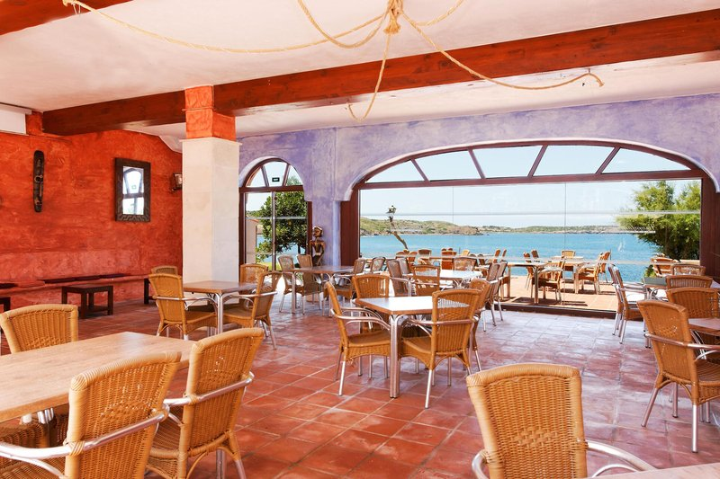 Tramontana Park in Playa de Fornells, Menorca R