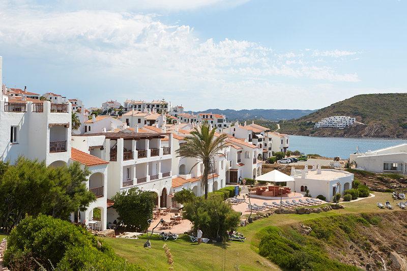 Tramontana Park in Playa de Fornells, Menorca A