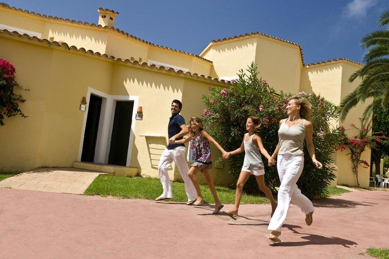 Marinda Garden in Cala'n Bosch, Menorca