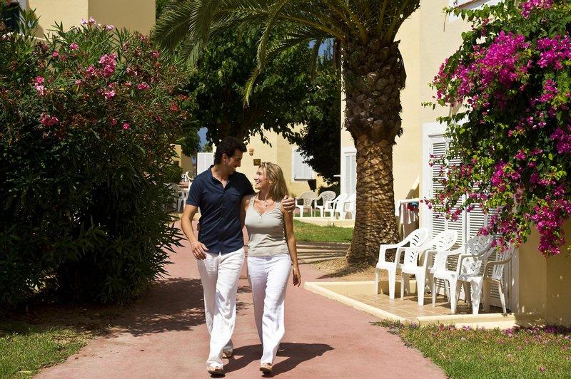 Marinda Garden in Cala'n Bosch, Menorca GA