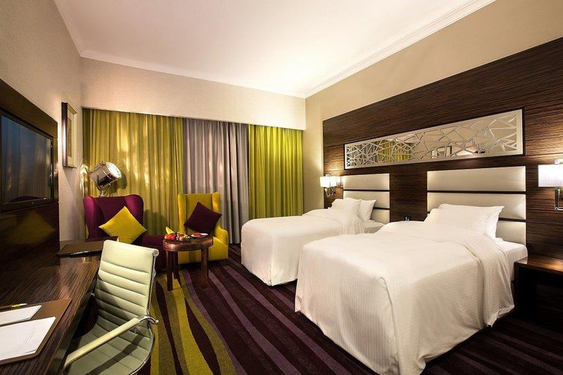 Ghaya Grand Hotel in Dubai, Dubai