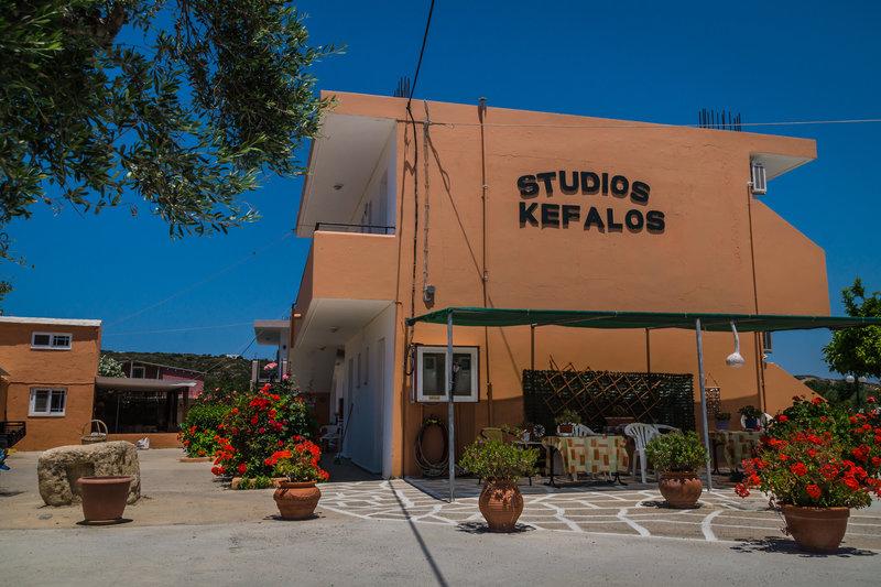 Kefalos Studios in Kefalos, Kos A