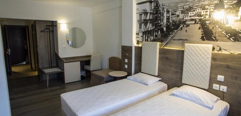 Metropolitan Hotel in Thessaloniki, Chalkidiki W