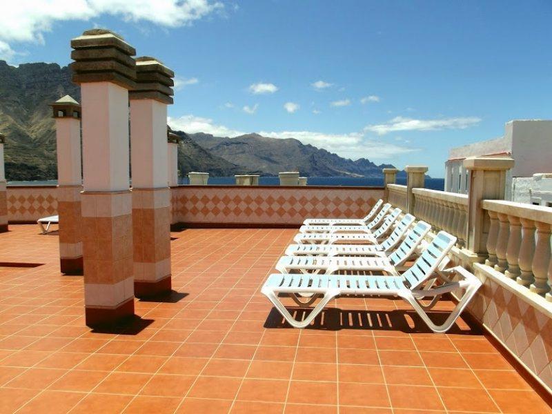RK Hotel El Cabo in Agaete, Gran Canaria TE