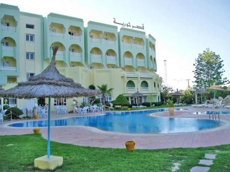 Houria Palace in Port el Kantaoui, Monastir & Umgebung A