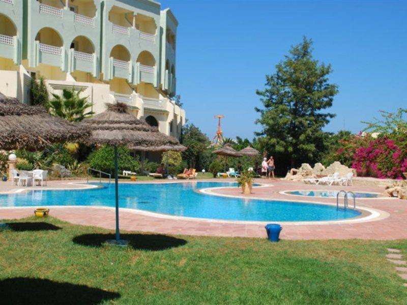 Houria Palace in Port el Kantaoui, Monastir & Umgebung P
