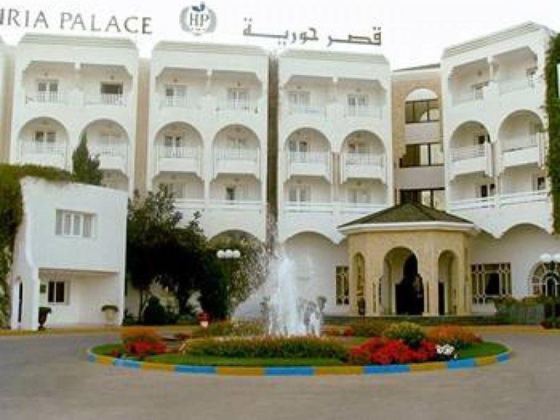 Houria Palace in Port el Kantaoui, Monastir & Umgebung