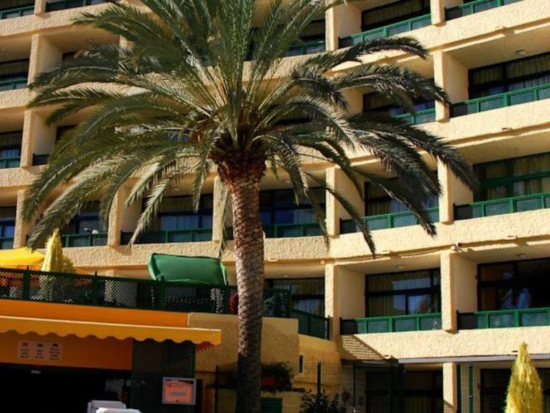 Las Dunas Apartamentos in Playa del Inglés, Gran Canaria
