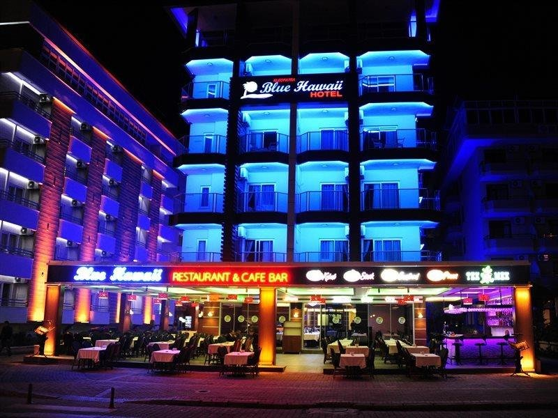 Hotel Kleopatra Blue Hawaii in Alanya, Türkische Riviera F
