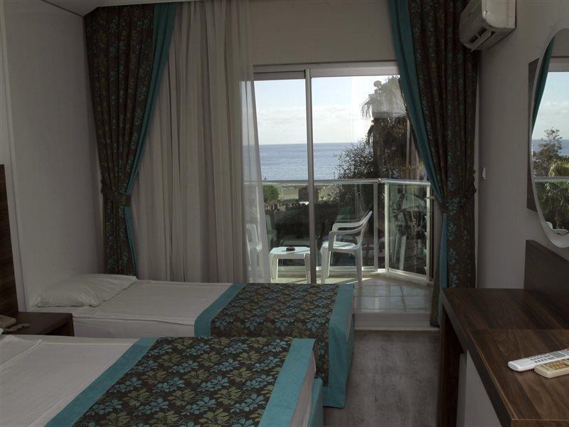 Hotel Kleopatra Blue Hawaii in Alanya, Türkische Riviera W