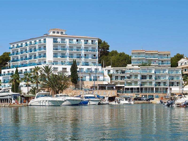 Aparthotel Portodrach in Porto Cristo, Mallorca A