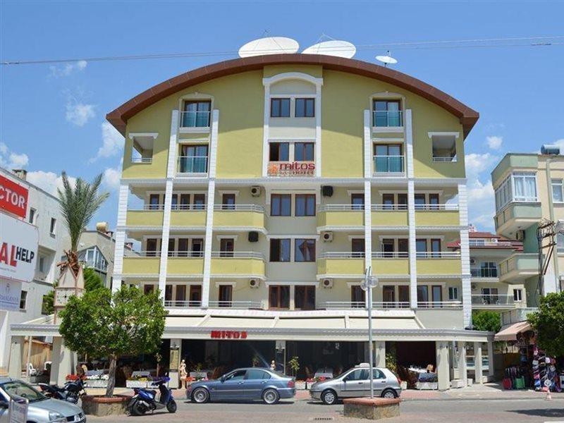 Mitos App & Hotel in Alanya, Türkische Riviera A