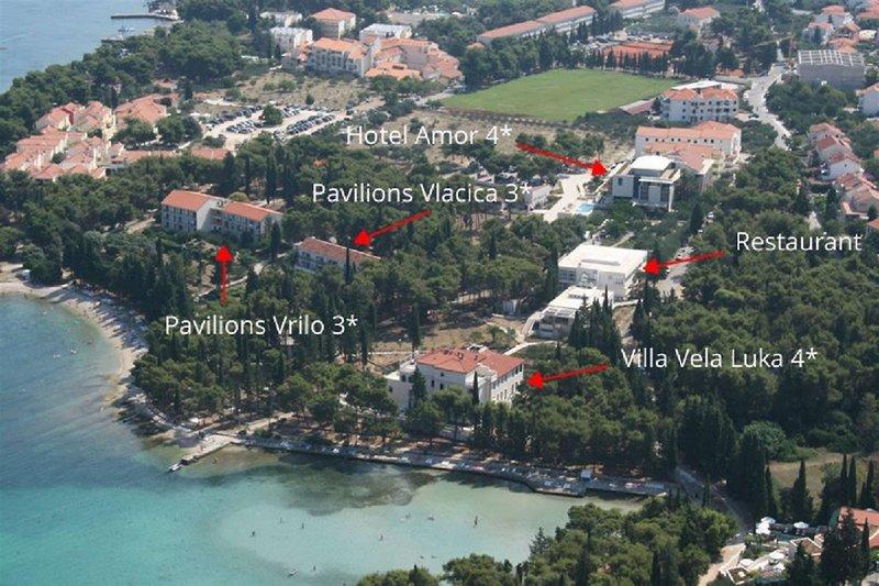 Pavilions Vlacica & Vrilo in Supetar, Kroatien - weitere Angebote