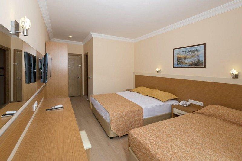 Grand Atilla Hotel in Alanya, Türkische Riviera W
