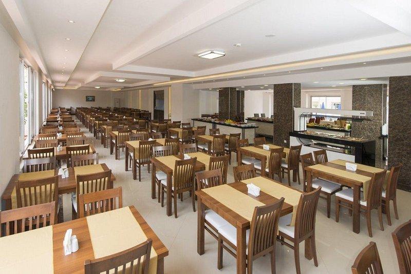 Grand Atilla Hotel in Alanya, Türkische Riviera R