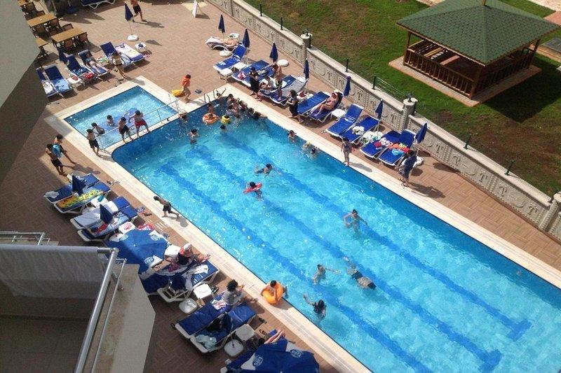 Grand Atilla Hotel in Alanya, Türkische Riviera P
