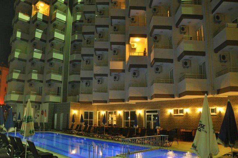 Grand Atilla Hotel in Alanya, Türkische Riviera A