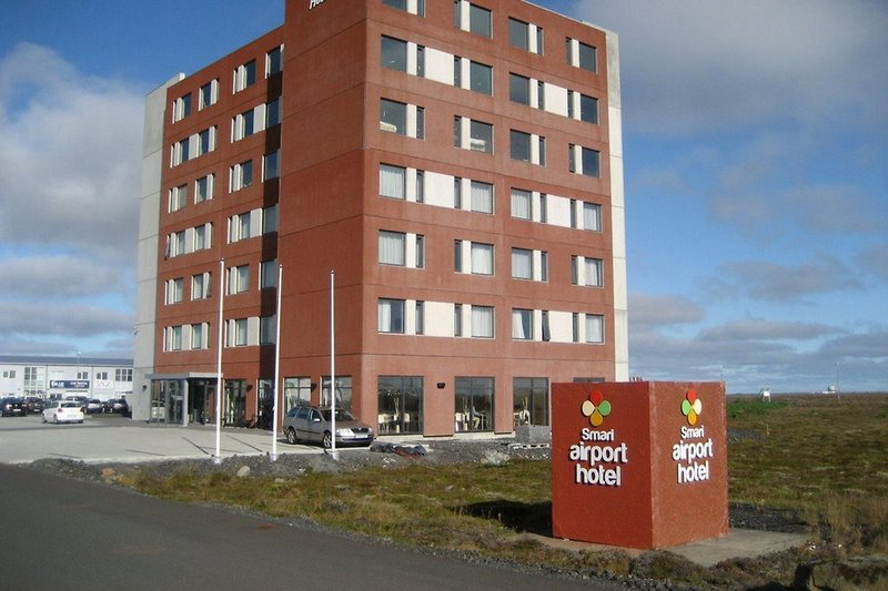Airport Hotel Aurora Star in Keflavik, Island A