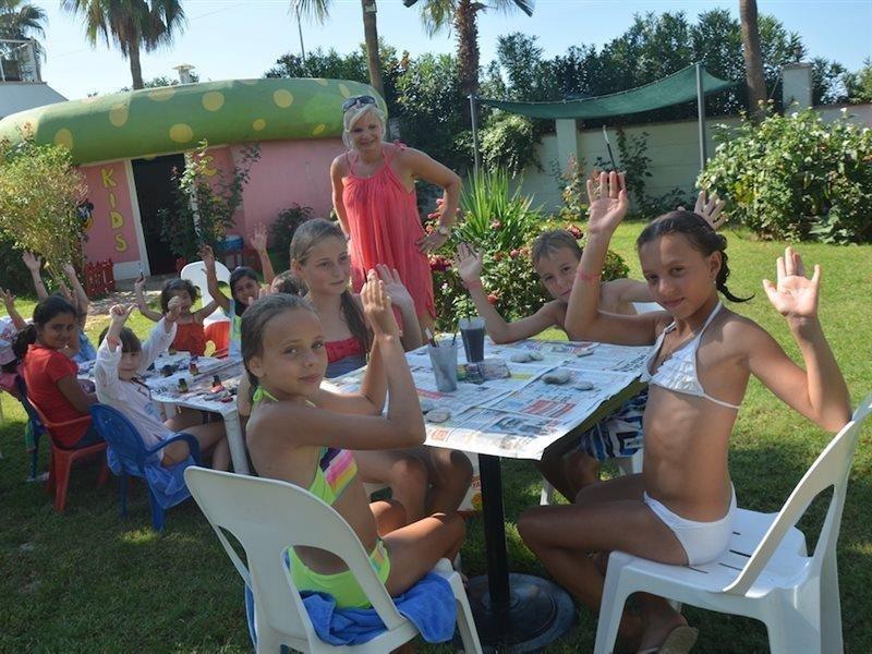 Drita Hotel Resort & Spa in Alanya, Türkische Riviera TE