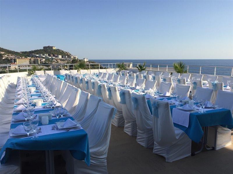 Drita Hotel Resort & Spa in Alanya, Türkische Riviera R
