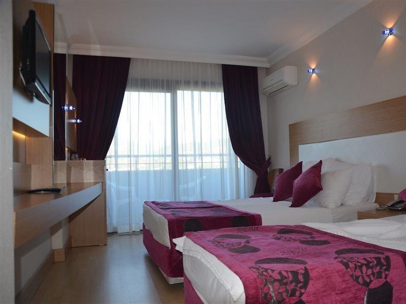 Drita Hotel Resort & Spa in Alanya, Türkische Riviera W