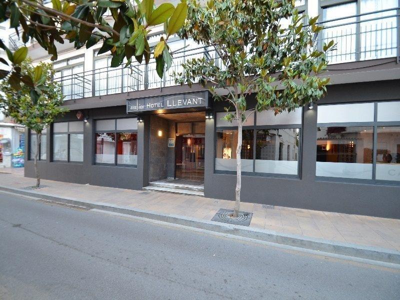 AzuLine Llevant Hotel in Sant Antoni de Portmany, Ibiza A