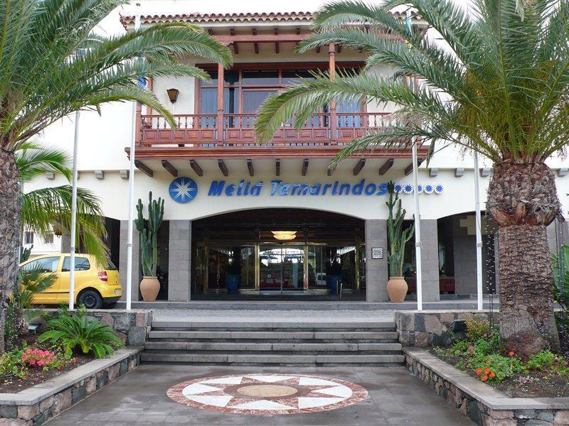 Meliá Tamarindos in San Agustín, Gran Canaria A