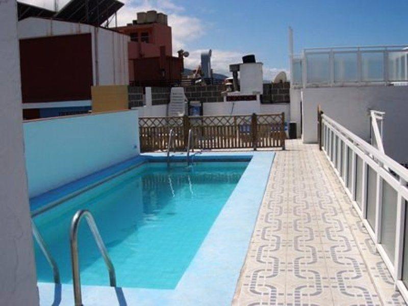 Hotel Tropical in Puerto de la Cruz, Teneriffa P