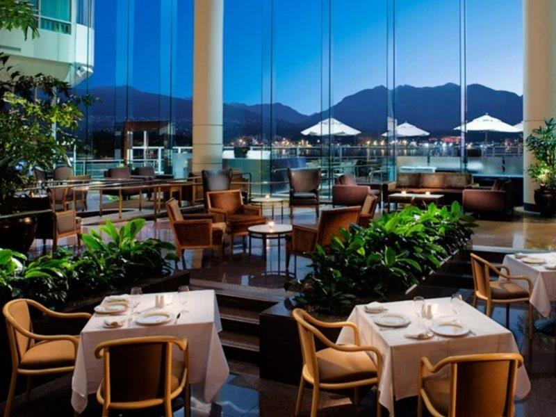 Pan Pacific Vancouver in Vancouver, British Columbia R