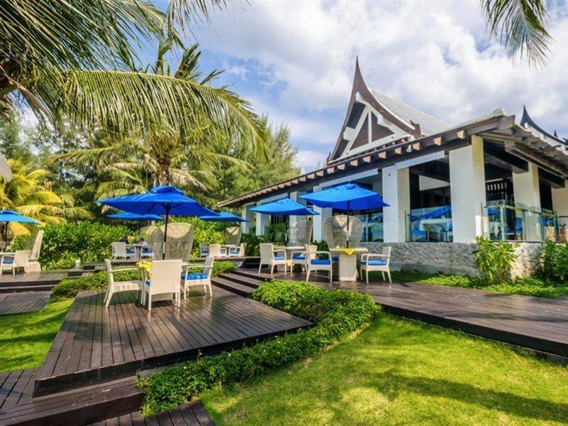 Natai Beach Resort & Spa in Phang Nga, Phang Nga GA