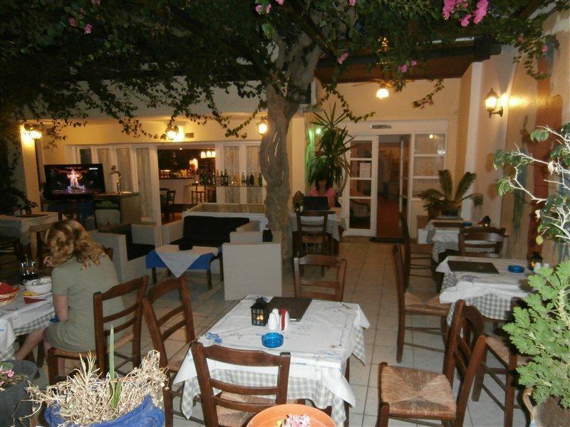 Narkissos Hotel in Kamari, Santorin R