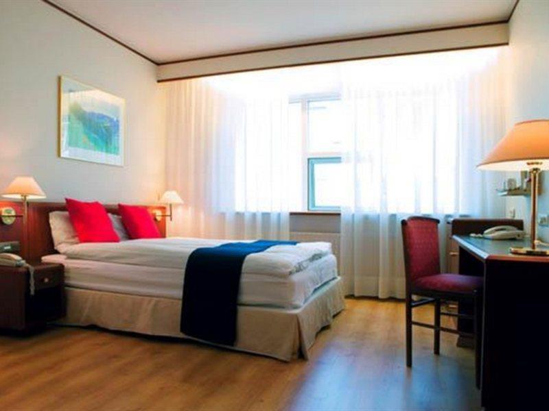 Hotel Island in Reykjavik, Island W